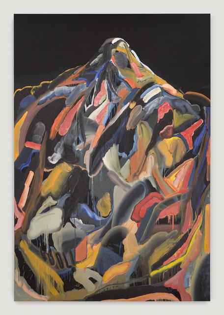 , 'Mt. Wilson (Santa Ana I),' 2017, Denny Gallery