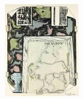 ", '""Untitled (ULAE 258)"",' 1992, Scott White Contemporary Art"