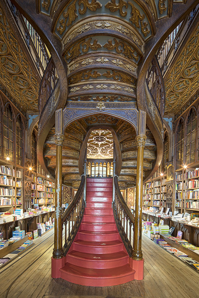 Reinhard Gorner, 'Grand Opening, Lello Bookshop, Portugal', 2015, Undercurrent Projects