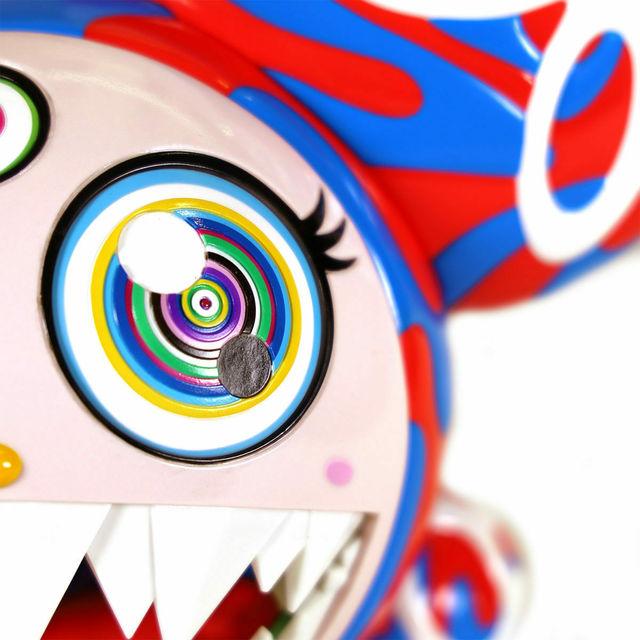 Takashi Murakami, 'Melting DOB Sculpture Multicolor', 2020, Sculpture, Sculpture, Side X Side Gallery