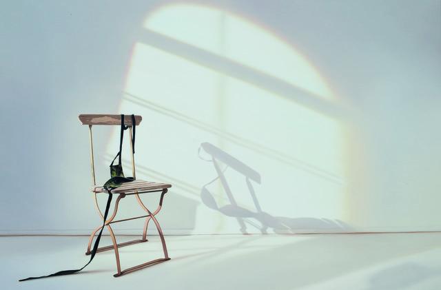 , 'Stuhl mit chinesischem Gurt,' 2017, Galerie Barbara von Stechow