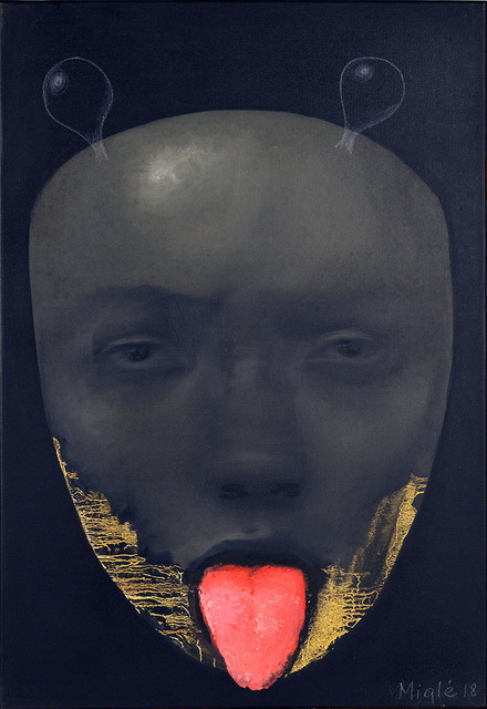 Miglė Kosinskaitė, 'Scandalmonger', 2018, nobig.art