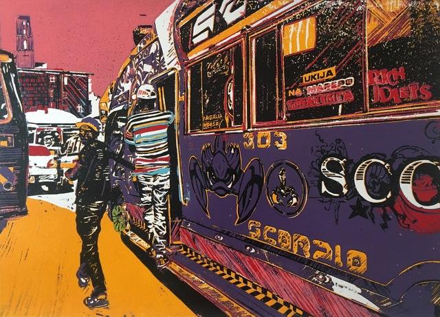 , 'Scorpio Metroclass Sacco. ,' 2018, Guzo Art Projects