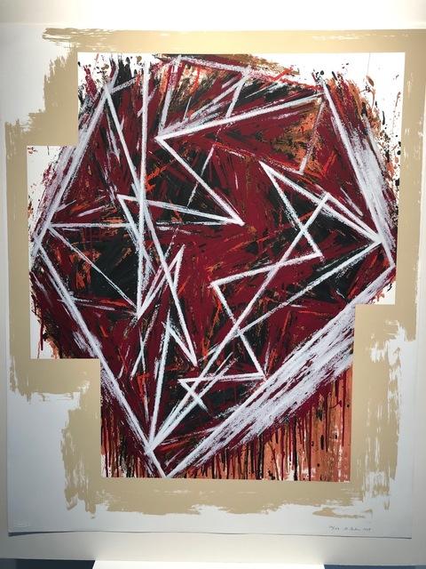 Mel Bochner, 'Untitled', 1984, Anders Wahlstedt Fine Art