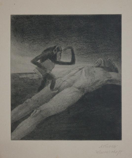 Alfred Kubin, 'Wissenschaft', 1903, Studio Mariani Gallery