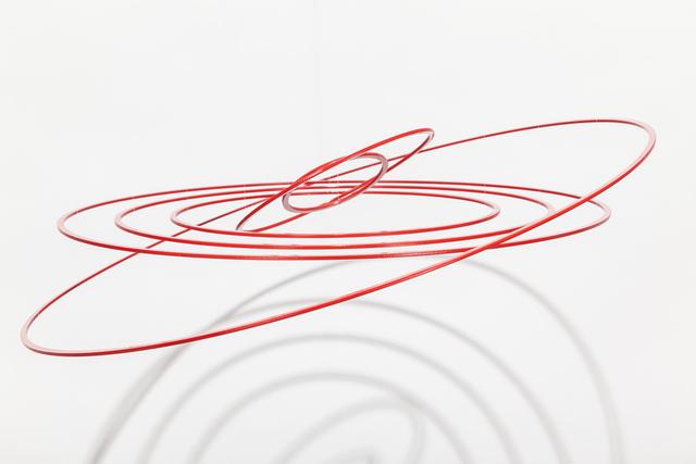 , 'Circuconcéntricos Alu Rouge ,' , HDM Gallery