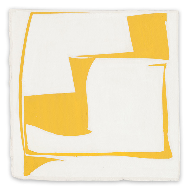 Joanne Freeman, 'Covers 13 - Yellow', 2014, IdeelArt
