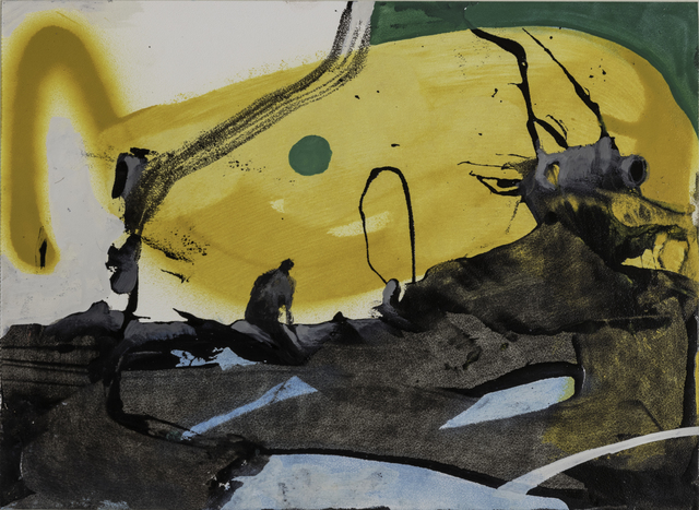 , 'Contemplating ,' 2016, Joerg Heitsch Gallery