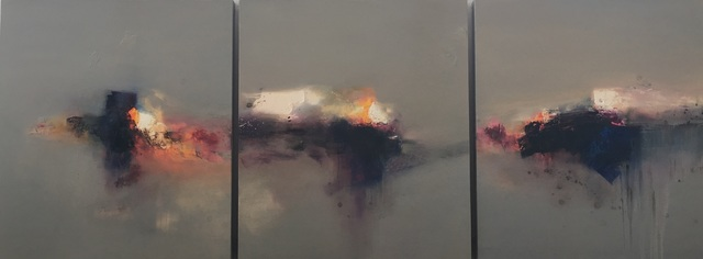 , 'Wind Magism ,' 2017, Bustamante NYC Art Gallery