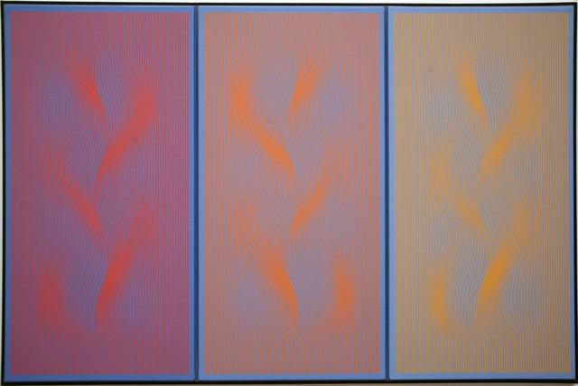 , 'Sway in Warm Light,' 1998, David Richard Gallery