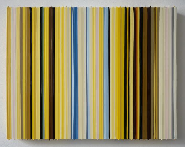 , 'Hill and Ploughed Field near Dresden (Caspar David Friedrich),' 2016, Hans Alf Gallery