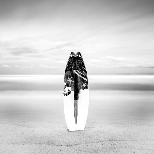 , 'Surfboard at White Sands,' , THE WHITE ROOM GALLERY