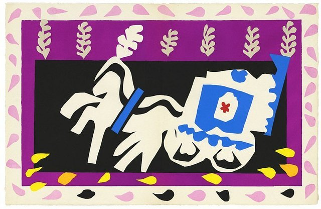 , 'L'Enterrement de Pierrot from Jazz,' 1947, Rosenfeld Gallery