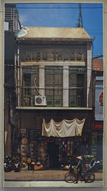 , 'Drug Store on Hang Bai Street,' 2015, Art Vietnam Gallery