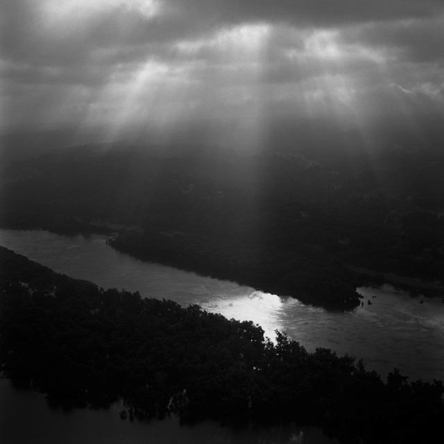 , 'Mississippi River, Vicksburg,Mississippi,' 2011, Pictura Gallery