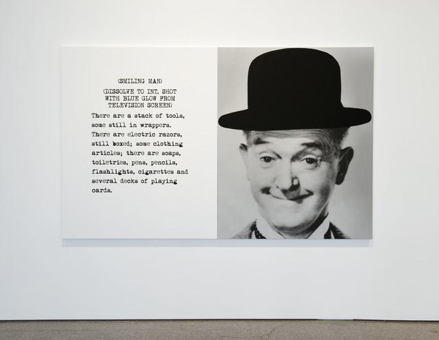 , 'Scene (  ) / Take (  ): Bowler Hat,' 2014, Galerie Greta Meert
