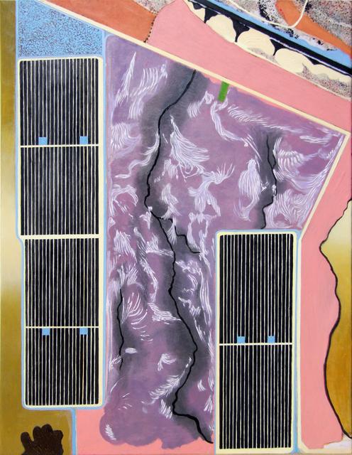 , 'Solar,' 2017, Accesso Galleria