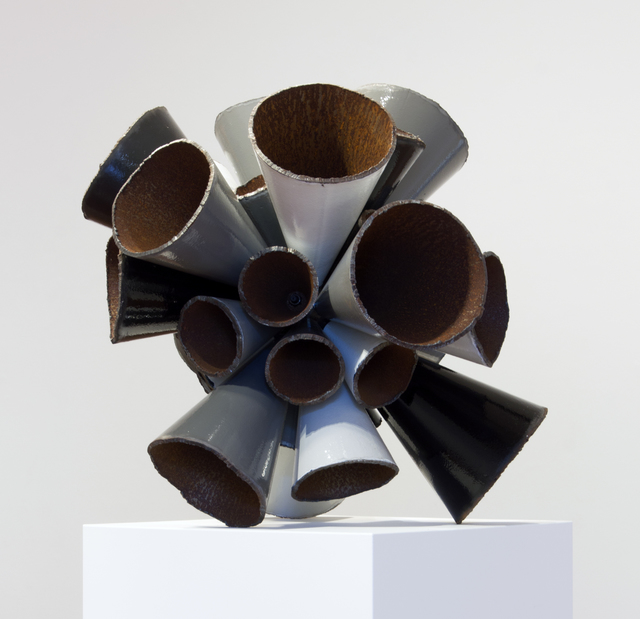 , 'Grayscale Pipe Burst,' 2015, Roslyn Oxley9 Gallery