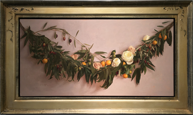 , 'Winter Garland,' 2016, ARCADIA CONTEMPORARY