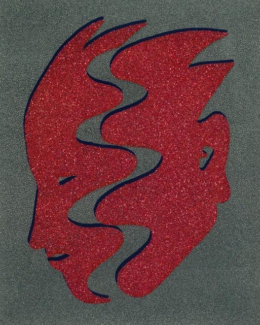 , 'Split Fuchsia,' 1996, Galerie Kovacek & Zetter