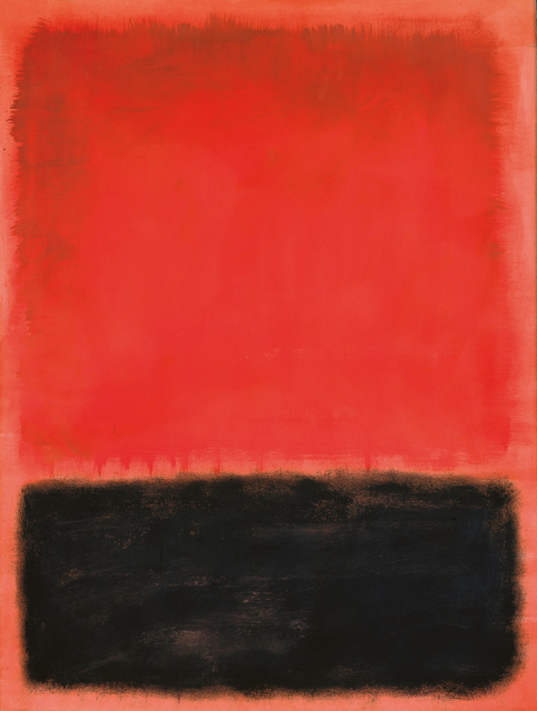 , 'COMPOSITION,' 1959, Leopold Museum
