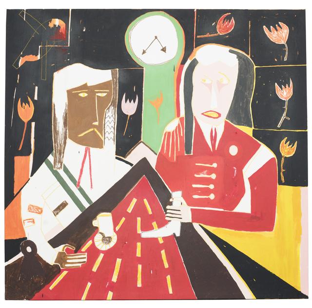 , 'Negotiation Skills,' 2017, Galerie Kornfeld