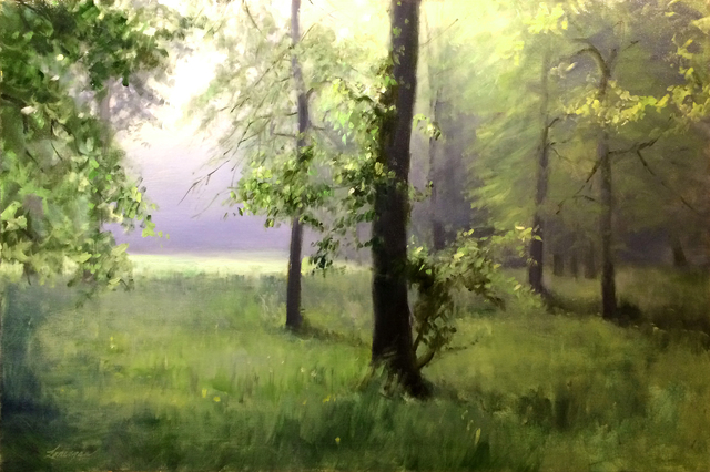 , 'Emerald Forest,' , Beverly McNeil Gallery