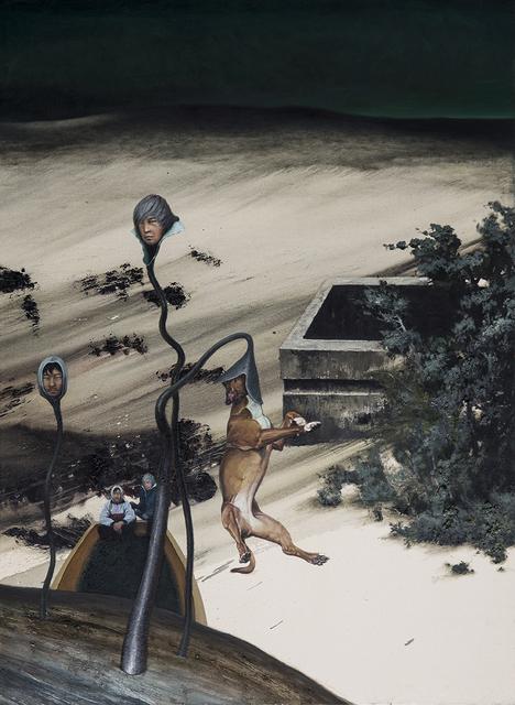 , 'Untitled (Installation),' 2014, Pékin Fine Arts