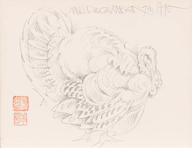 Martin Wong, 'Turkey', 1975, Doyle