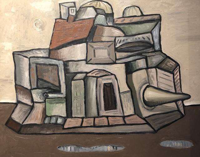 David Elliott, 'Citadel', Davis Gallery & Framing