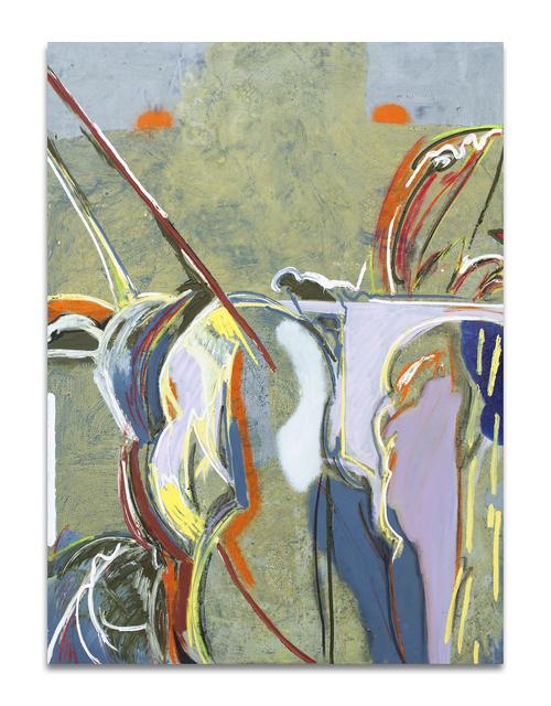 , 'Morning Pigeons,' 2018, Hans Alf Gallery
