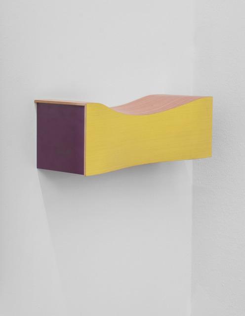 , 'Back rest (sopra rosa).01,' 2011, Galerie Mehdi Chouakri