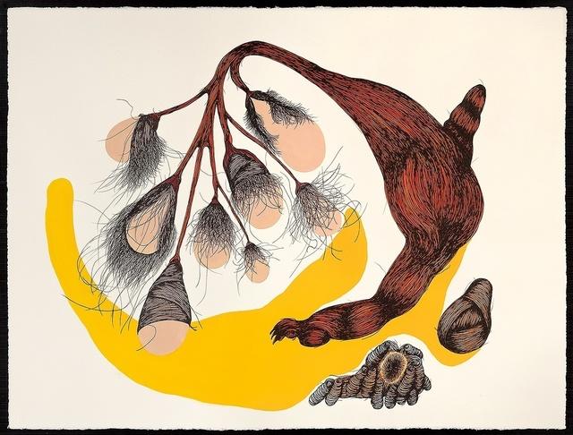 , 'Metaflora (eight pods),' 2014, Hosfelt Gallery