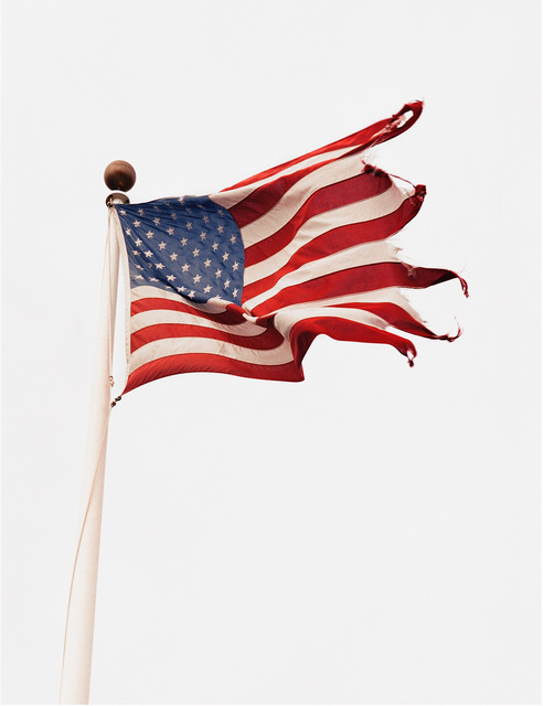 Michael Dweck, 'Flag at Snug Harbor, Montauk', 2002, Equal Means Equal: Benefit Auction 2019