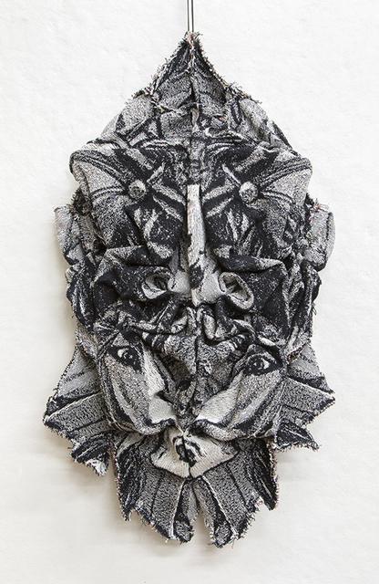 , 'Horse Man,' 2015, Johannes Vogt Gallery