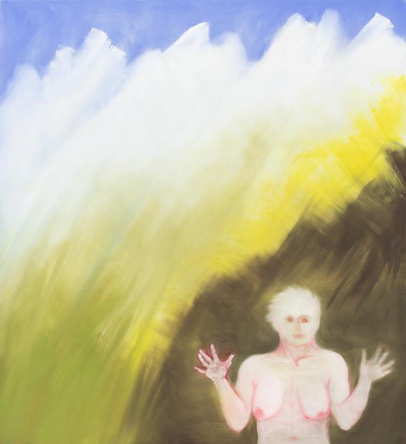 , 'gezeichnet,' 2015, Meyer Riegger