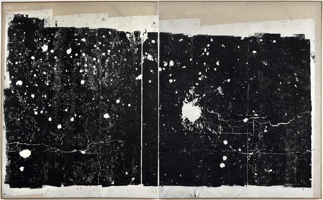 , 'Stellar 3 (Diptych),' 2014, Bendana | Pinel