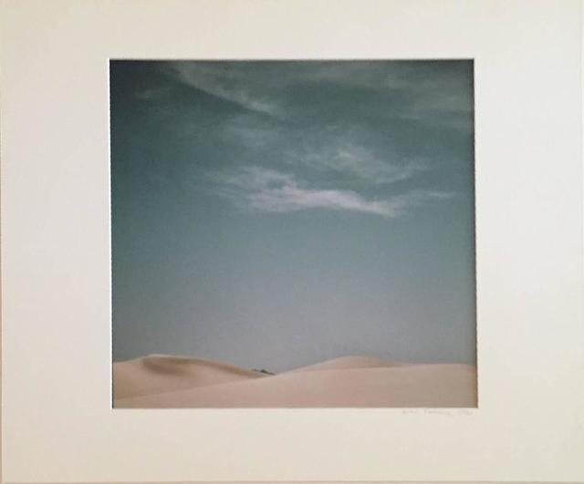 Neil Folberg, 'Great Dune and Clouds, Bikat Baraka Sinai', 20th Century, Lions Gallery