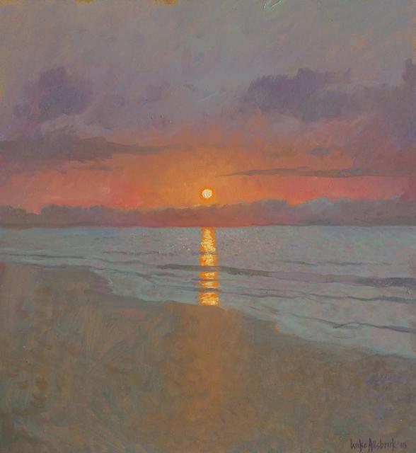 , 'Topsail Purple Sunrise,' 2018, Shain Gallery
