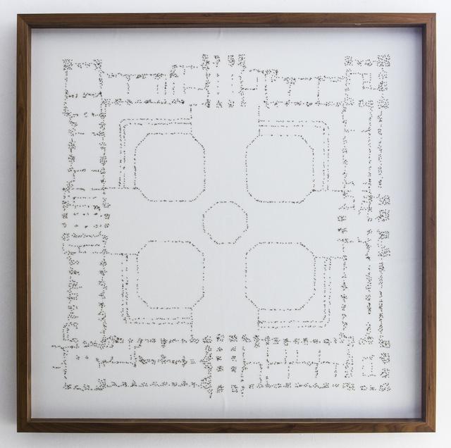 , 'FLY ROOM / Louvre,' 2012, Galerie Elisabeth & Klaus Thoman