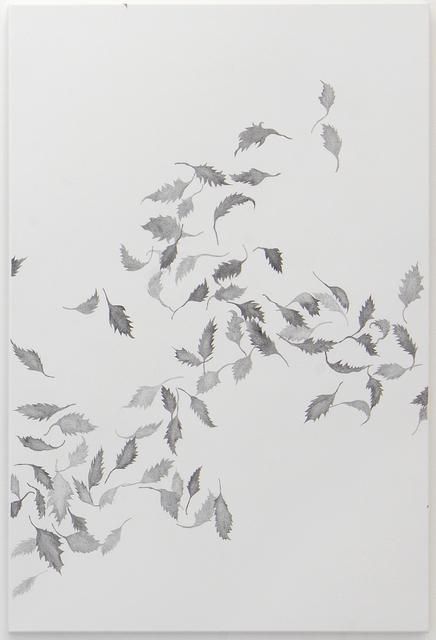 , 'Chute légère!,' 2018, Buchmann Galerie Lugano