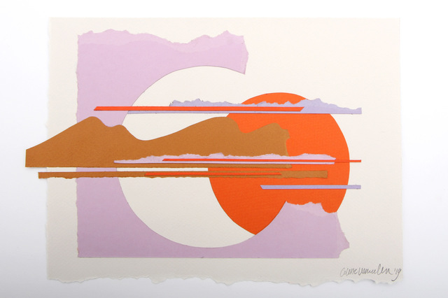 , 'Sunset over Sand Hills,' 2019, Rademakers Gallery