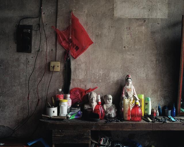 , 'Chinese Interior #106,' 2004-2013, Galerie Jordanow