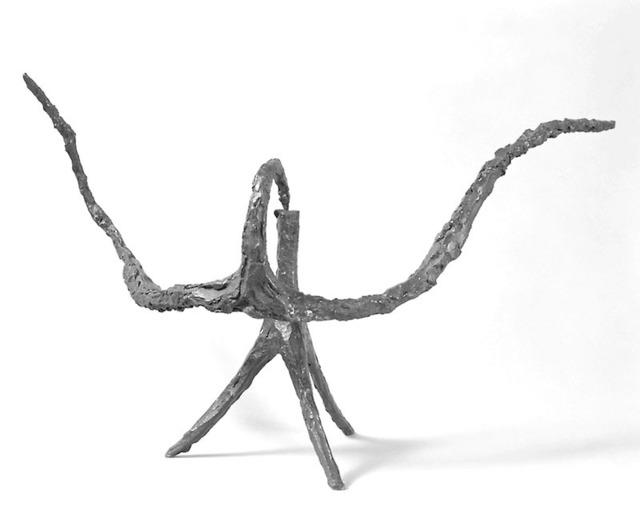 """, 'Antlers Stabile """"mobile"""" in bronze,' ca. 1945, Jeffrey Spahn Gallery"""