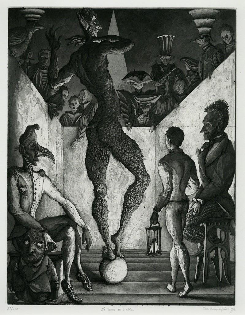 La danse du diable