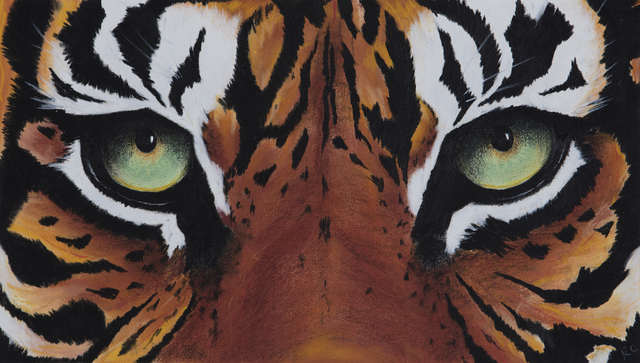 , '3. Small Tiger Eyes,' 2018, Sladmore Contemporary