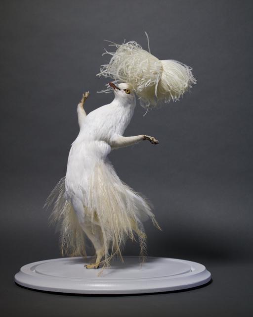 , 'Dancing Queens (White),' 2017, Bernice Steinbaum Gallery