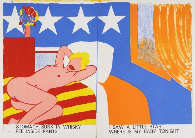 Andy Warhol, 'Illustrations, One Cent Life, Bern: E.W. Kornfeld', 1964, Roseberys