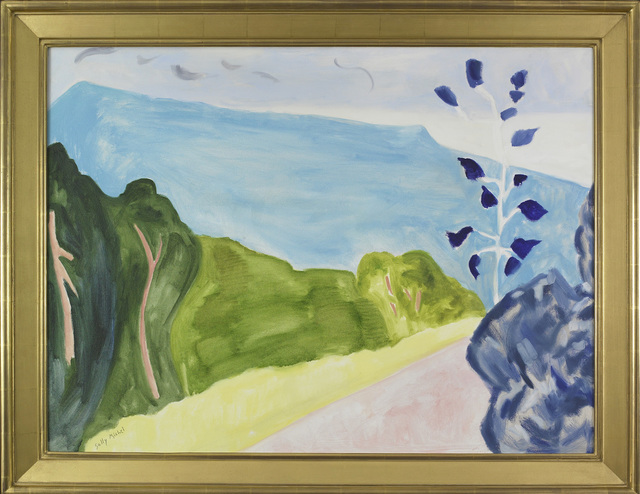 , 'Seaside Road (Blues),' ca. 1975, Vallarino Fine Art