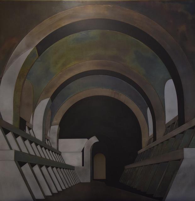 , 'Catacomb III,' 2018, Galerie Ron Mandos